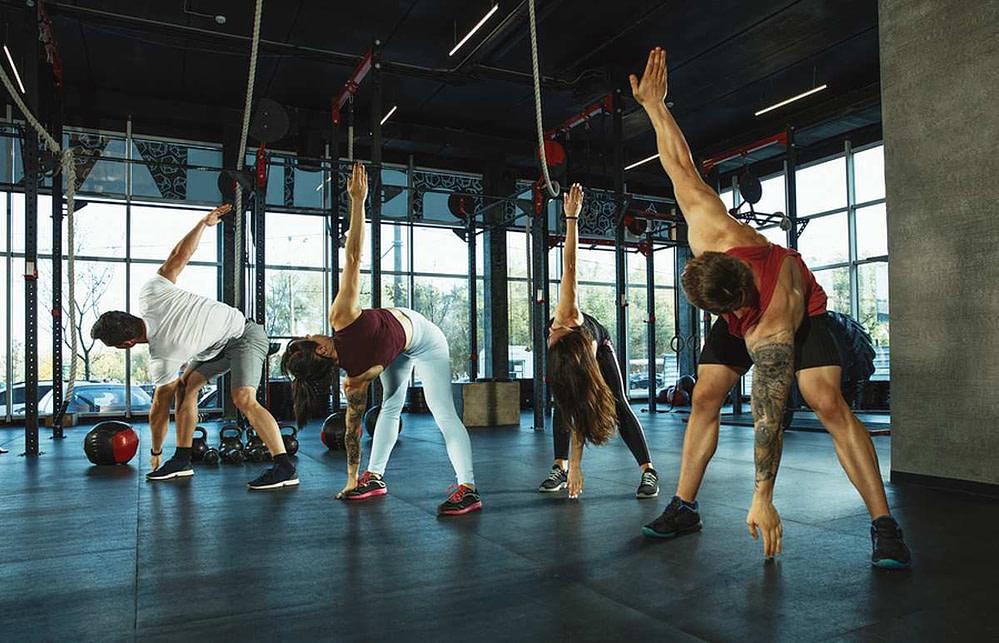 stretchen spieren oprekken