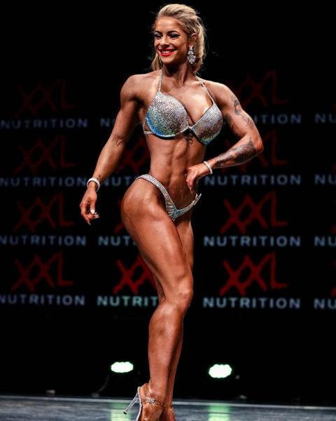 vegan bodybuilding dieet
