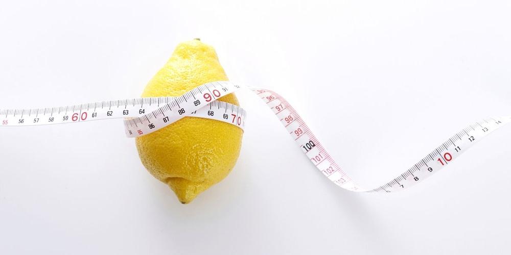 buikvet weg met citroensap