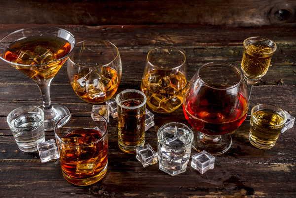 alcohol en spieren