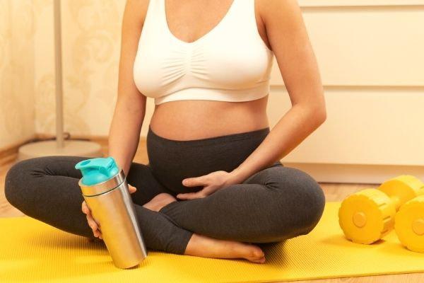 creatine zwangerschap