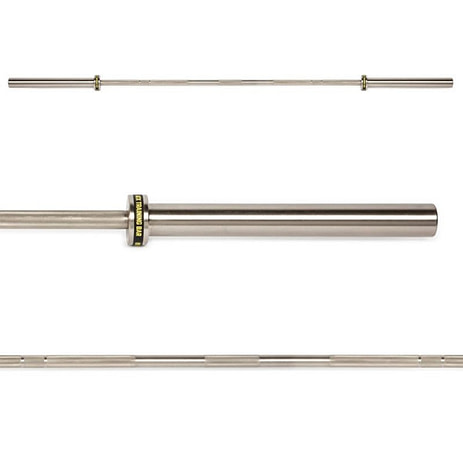 thuisgym barbell 220 cm