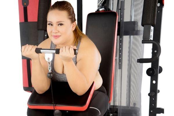 biceps oefeningen vrouwen
