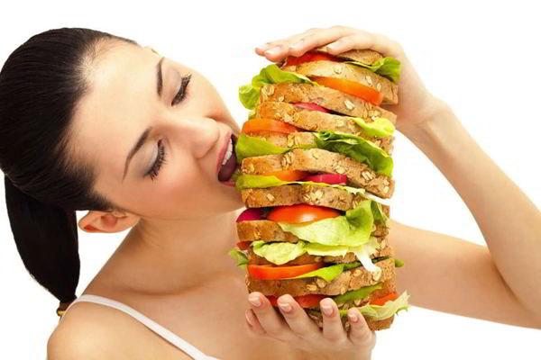 tips tegen honger
