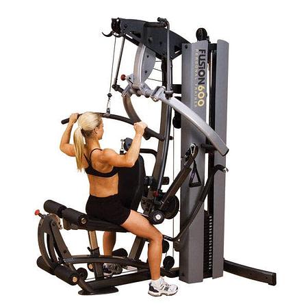 krachtstation home gym maken