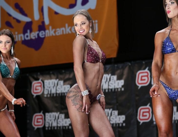 Bikini Fitness poseerlessen