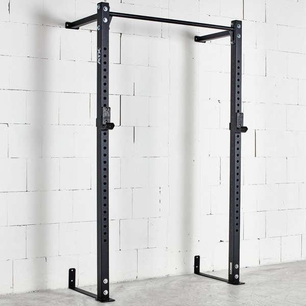 home gym bouwen half rack