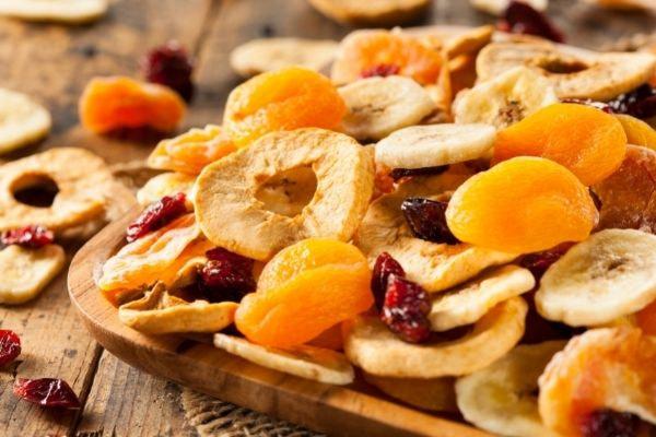 vezelrijk fruit