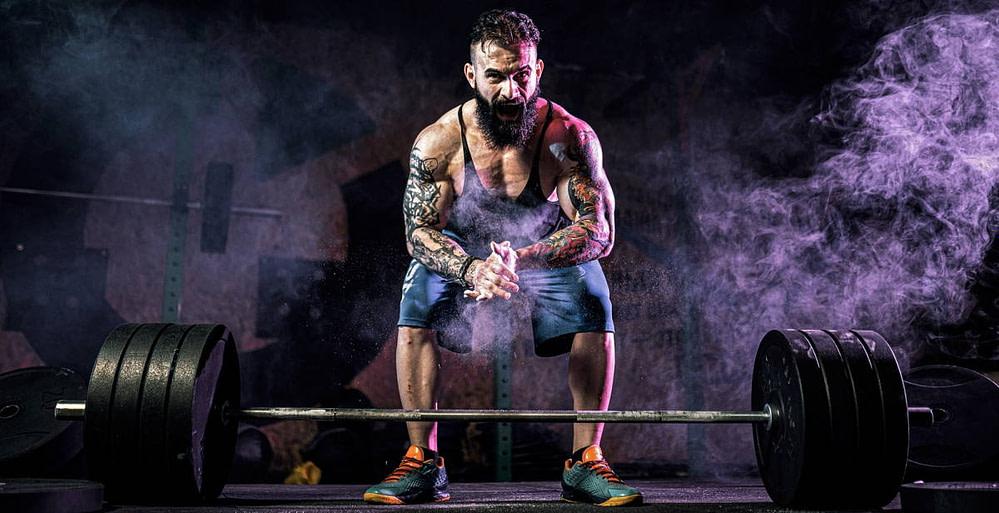 deadlift spieren