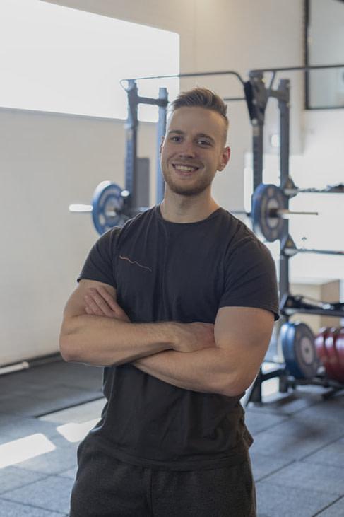 Jordi Kamp Online fitness Coach