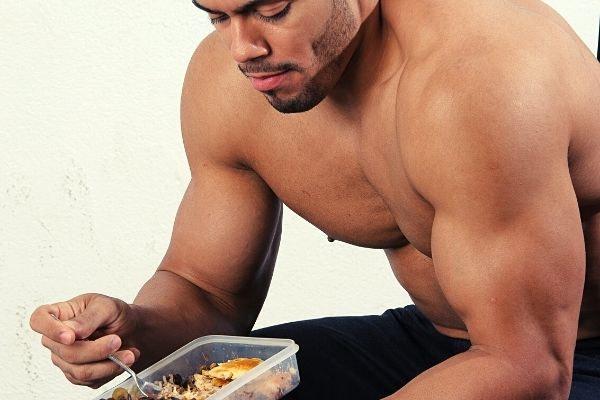eiwitrijke voeding aankomen