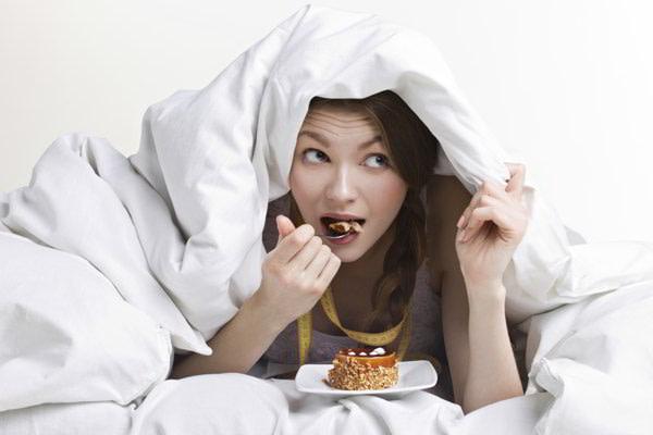 voeding en slaap