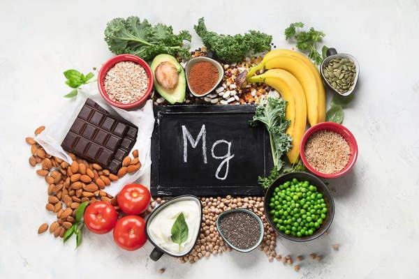 waar zit magnesium in