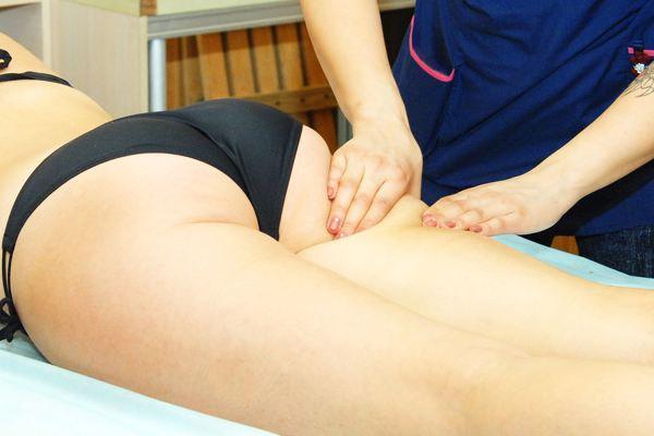 cellulite benen