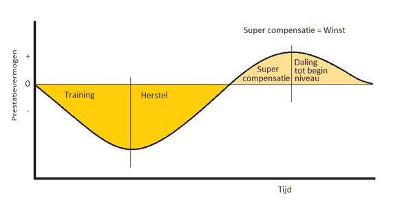 Wat is supercompensatie